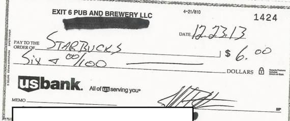 Best Response To Starbucks Cease And Desist Letter Ever