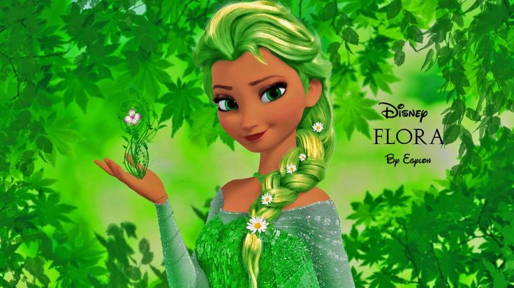 #nature  #disney  #frozen  #elsa  #floral #flower