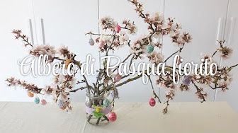 Uova di Pasqua stile Shabby Chic | Easter egg ideas - YouTube