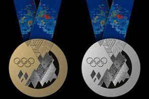 Winter Olympics 2014: Sochi medals have 'patchwork quilt' design   WJLA.com