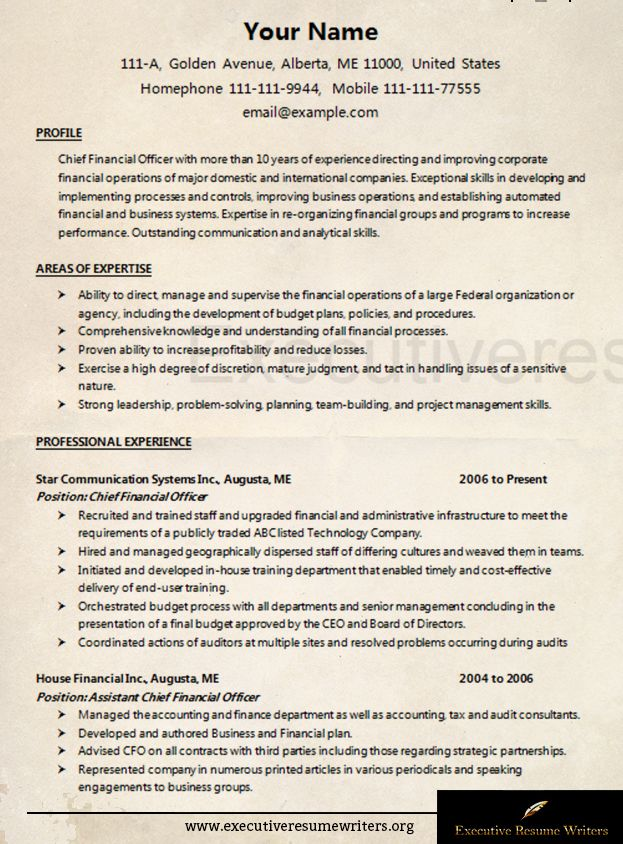 18 best Executive Resume Writers images on Pinterest Author