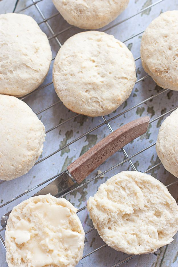 Light Breakfast Biscuits | Design Eat Repeat
