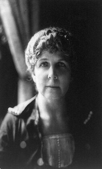 First Lady Florence Mabel Harding