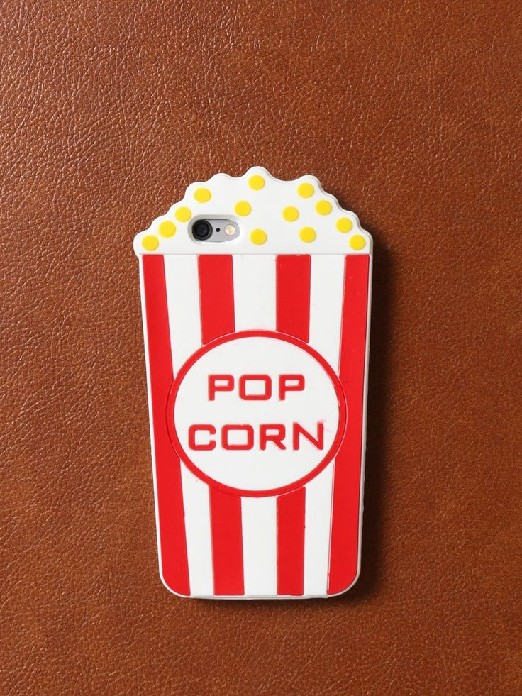 Popcorn iPhone Case 6/6s - Gypsy Warrior