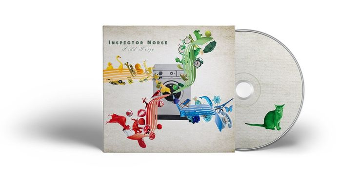 inspector norse cd
