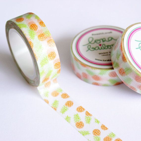 Listing is for 1 rolls of washi tape We also offer different colors and patterns as shown in the pictures! these colorful washi tapes are great for scrapbooking, decorating packages, and craft projects! The washi tapes are approximately 15mm x 10m *Please note the actual colors of the patterns may vary slightly due to different computer monitor settings. If you need a clearer image of a specific pattern, just let us know and we will be happy to send you a picture! If you have any…