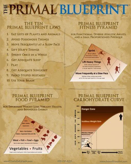 Contest: Design the Next Primal Blueprint Poster for Cash ...
