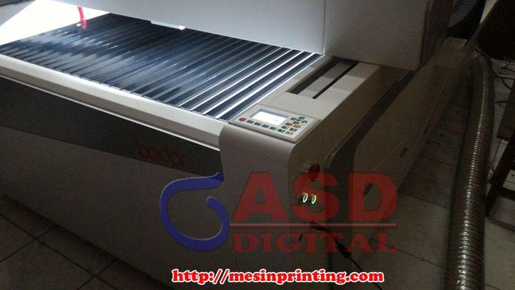 Mesin laser cutting Bodor