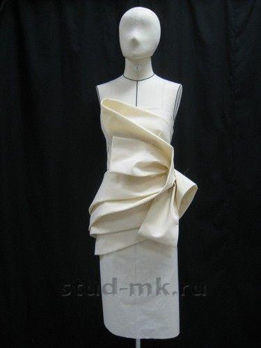 Студия Модного Кроя - Галерея работ