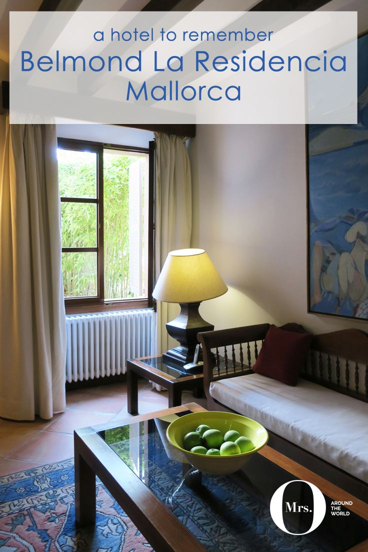 On a trip to Mallorca, I discovered one of the most special hotels I have had the pleasure of staying at: the stunning Belmond La Residencia. The hotel is really gorgeous, offering amazing views, and the service was great too. The spa at the hotel isn't very big, and books up quickly. It features an indoor pool and an outdoor jacuzzi, both of which are very quiet. We stayed in Suite 61, and it was pretty perfect. The decor is rustic chic and it feels so so right. The suite was made up of a…