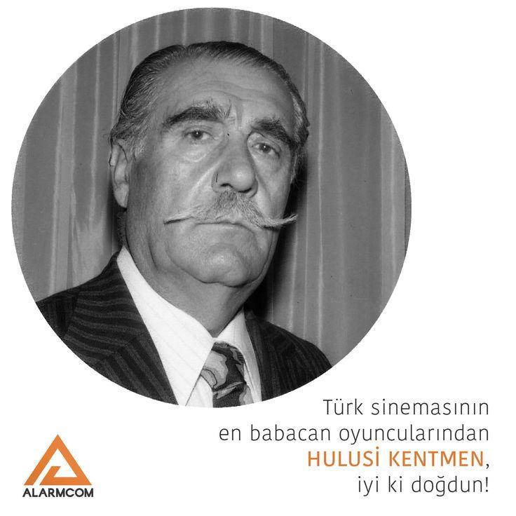 Türk sinemasının en babacan oyuncularından Hulusi Kentmen, iyi ki doğdun! #HulusiKentmen #Türksineması #sinema #cinema #yeşilçam #film #aktör #sanatçı