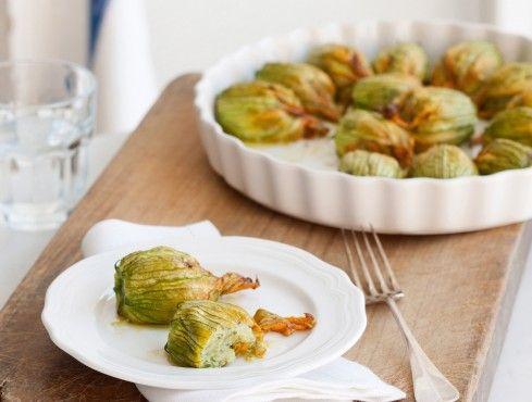 Le 10 migliori ricette con i Fiori di zucca| Sale&Pepe