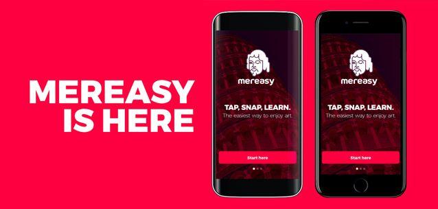 Mereasy per iOS e Android - un ottima guida turistica tascabile!