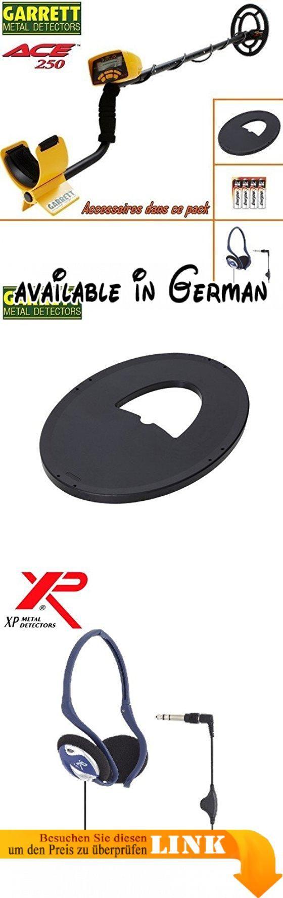 GarrettMetalldetektor Ace 250, Lieferung mit Schutzhülle + faltbarem Headset.. Dieses Gerät hat eine Frequenz von Arbeit von 6,5kHz ermöglicht es, das finden der Eisenmetalle und Guß, Bunt auf eine gute Tiefe.. Er besitzt eine, Pinpoint, für gezielt sowie eine Diskriminierung von Metall verstellbar. 5Modi von Forschung zur Verfügung stehen.. Anzeige und Target-Identifizierung Grafik auf einem großen LCD-Display-Klingelton multi-tons nach der Natur des Metalls..