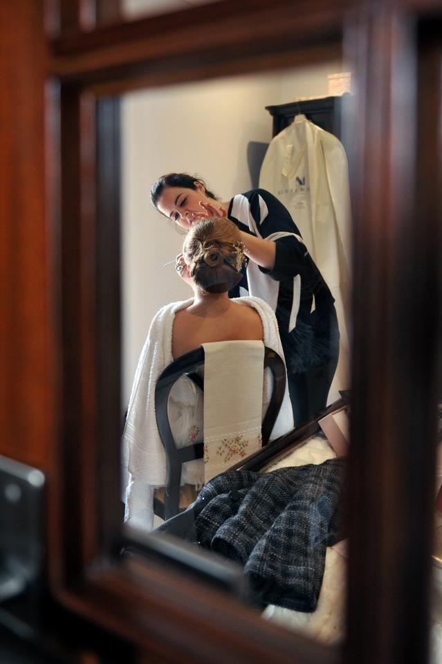 Preparativos... <3  Make up - Patrícia Rodrigues | Fotógrafo - Joaquim Pedro Correia