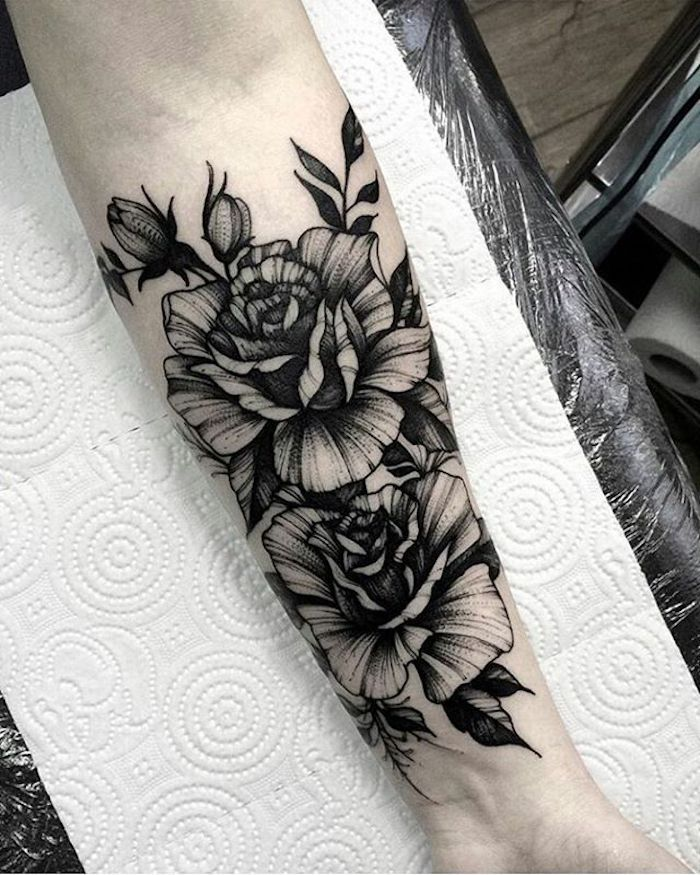 1001 Ideen Und Inspirationen Für Ein Cooles Unterarm Tattoo