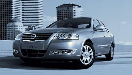 Описание автомобиля Nissan Almera Classic и история его развития