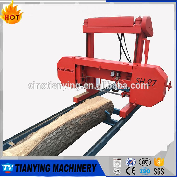 Mini Wood Cutting Used Portable Sawmill SH-27 For Sale