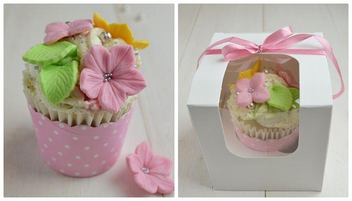 Słodkie pudełeczka - Słodka Pracownia - Przepisy | Dekoracje | Przyjęcia
