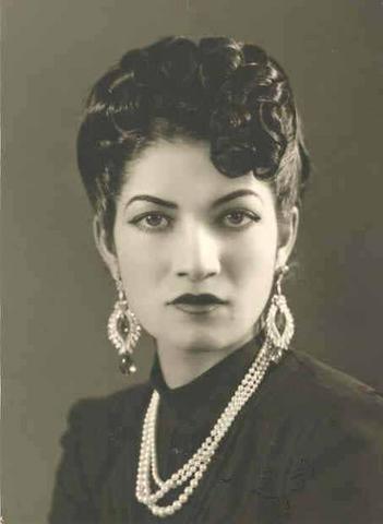 Princess Ashraf Pahlavi