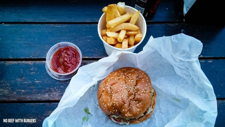 I Thought The Meat Sweats Were A Distant Memory | No Beef With Burgers