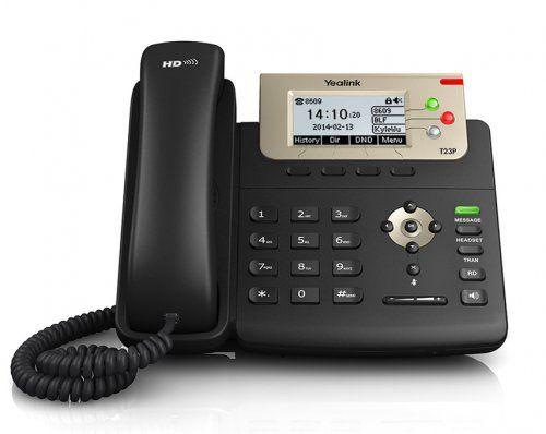 TELEFON VOIP YEALINK T23P