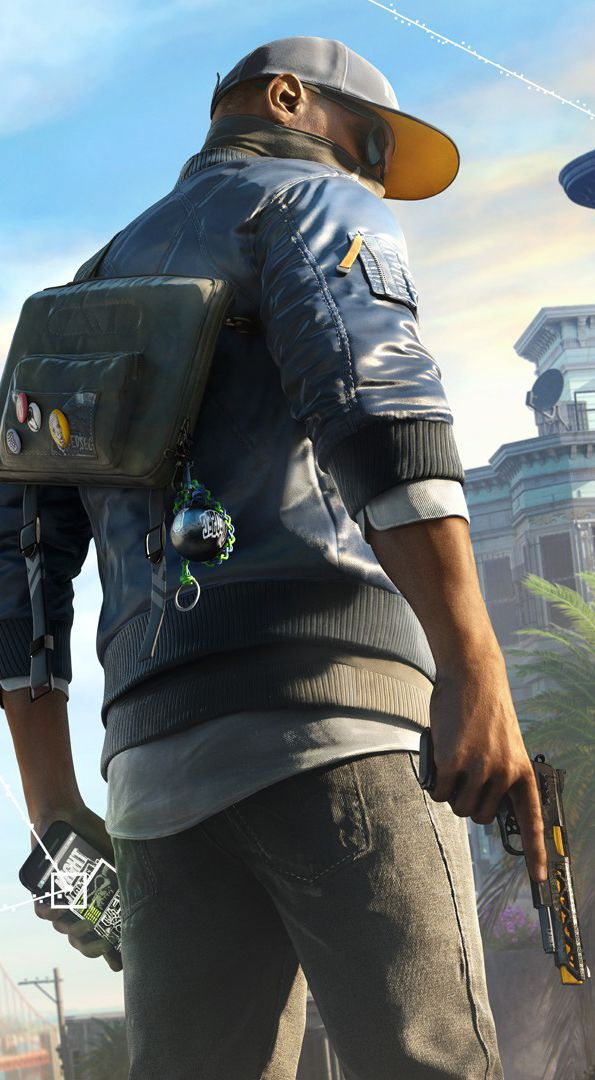 marcus watch dogs 2 game hacker