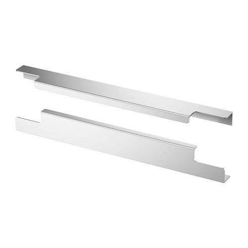 19.99 zł _BLANKETT Uchwyt IKEA Szlachetne linie uchwytów nadają kuchni minimalistyczny, nowoczesny charakter.