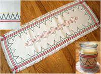 A Swedish Christmas :) (Lots of Swedish embroidery patterns)