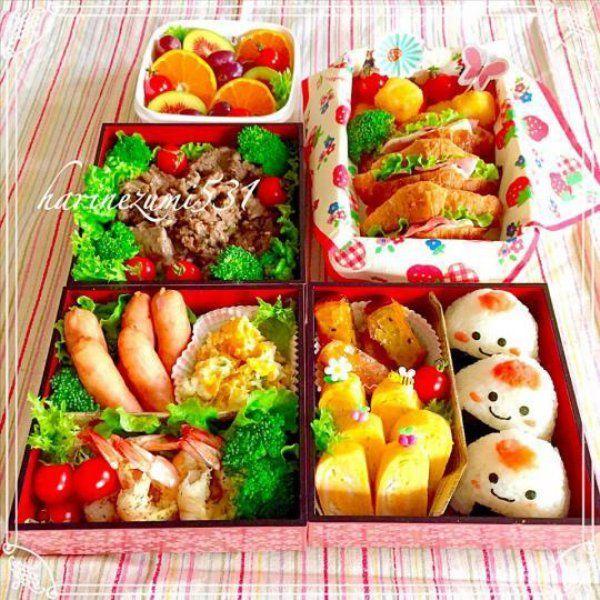 【運動会のお弁当】見せて~♡子どもが絶対喜ぶお弁当32選!   ギャザリー