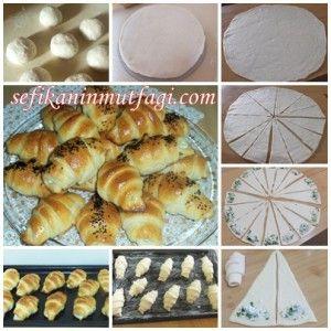 Katmer Poğaça Tarifi #poğaça #poğaçatarifleri #hamur #hamurişi #food #recipes http://sefikaninmutfagi.com/katmer-pogaca-tarifi/