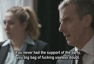 Understand the power of abstraction | 21 Simple Ways To Swear Like Malcolm Tucker