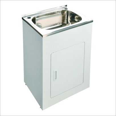 Base Laundry Trough : Laundry, Bathroom and Laundry tubs on Pinterest