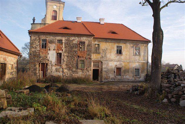 Barokní areál