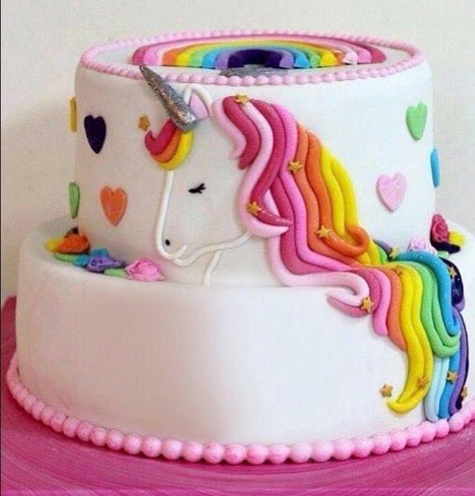 Fabulous, stunning and whimsical unicorn cake!
