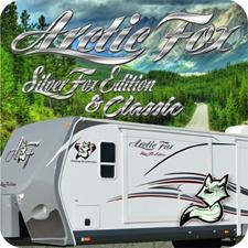 Northwood trailers, Nash, Snow river & arctic fox