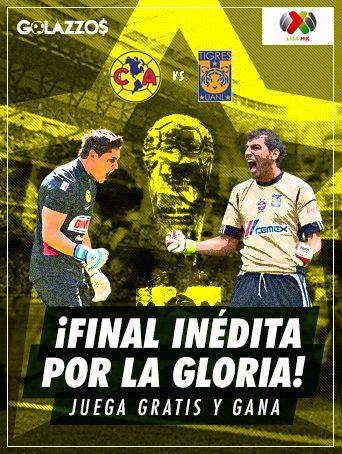 #America  #Tigres #Final #Apertura2014 #ApuestasDeportivas ¿Quién gana?