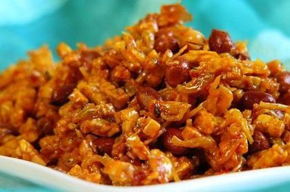 Resep Tempe Orek - Ungkap panduan rahasia cara membuat resep tempe orek kering yang paling enak dan super gurih disini.