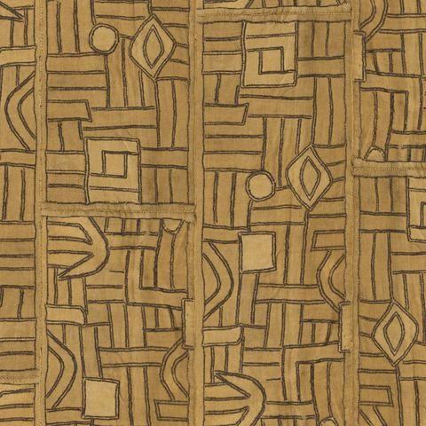 St. Frank | Kuba Golden Wallpaper, Bohemian House, Maze, Printing On Fabric