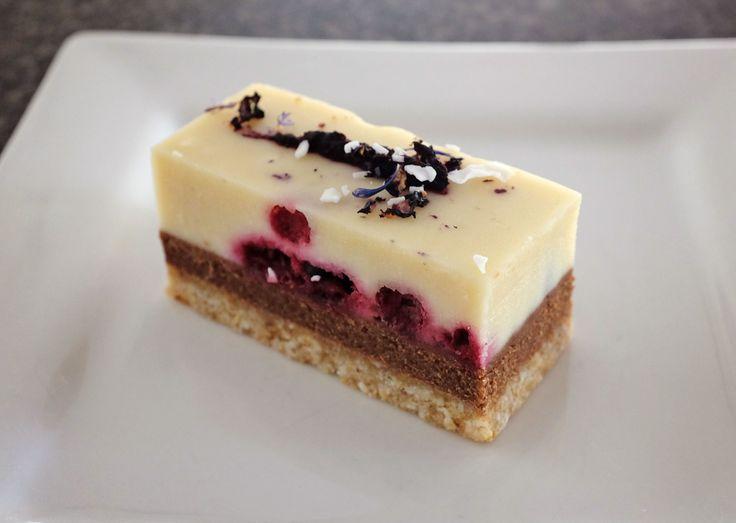 A divine slice from Pana Chocolate! #vegan #dairyfree #glutenfree #panachocolate  http://www.zincmoon.com/pana-chocolate/