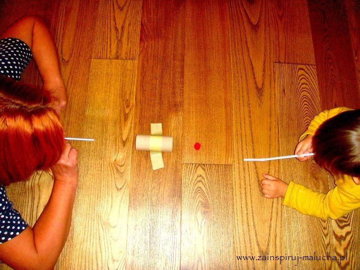 Strzelamy gole pomponem | Zainspiruj malucha