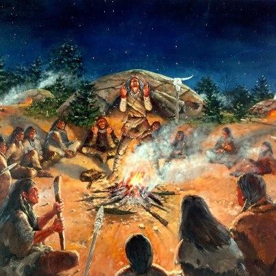 Ceremonias Tribales.
