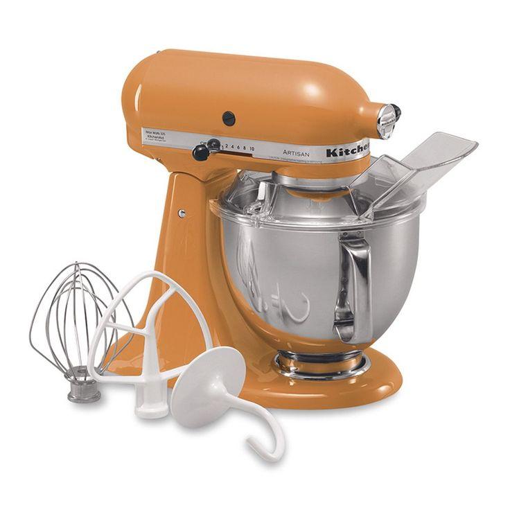 KitchenAid KSM150PS Artisan 5-qt. Stand Mixer, Orange