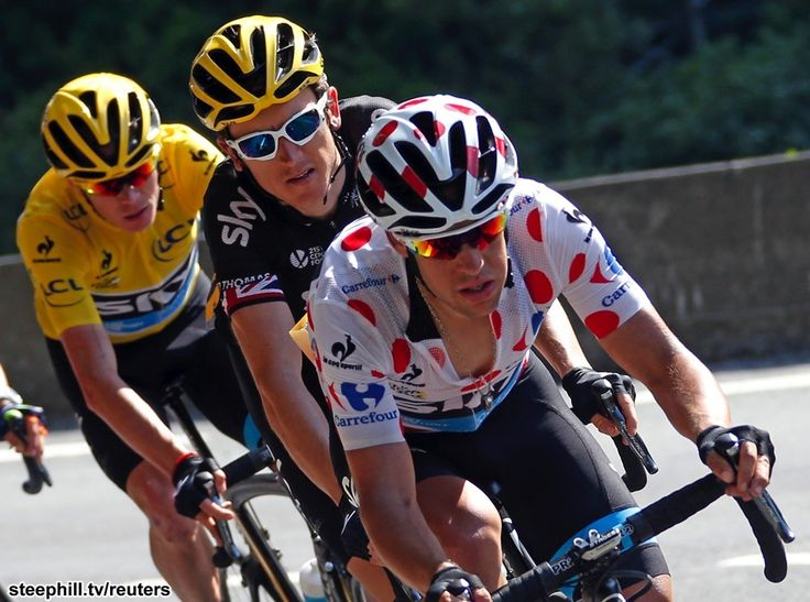 TDF 2015 stage 11 Sky's dynamic trio of Richie Porte, Geraint Thomas and Chris Froome