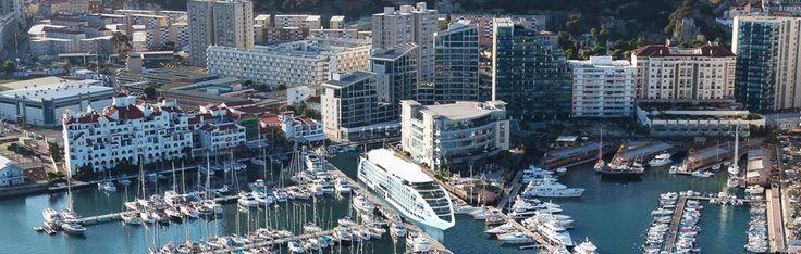 New 5* floating hotel in Gibraltar!   Blog de Auto Turistica Iberica