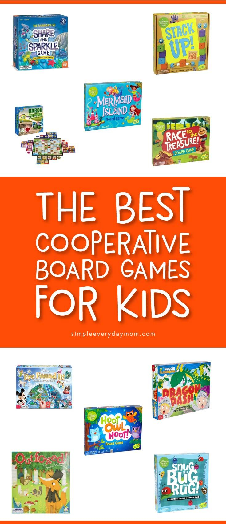 cooperative games for preschoolers 737 best screen free images on beds baby 297