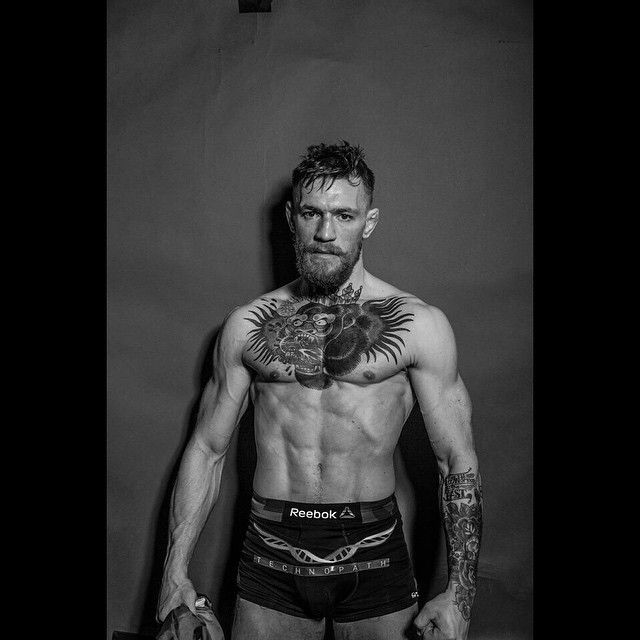 Conor McGregor right after his fight in Boston (vs Dennis Siver) : if you love #MMA, you will love the #MixedMartialArts and #UFC inspired gear at CageCult: http://cagecult.com/mma