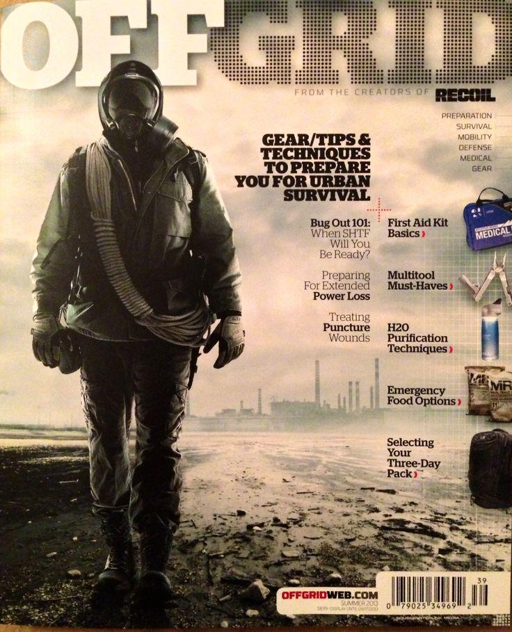 New Off Grid magazine