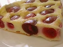 Cherry Clafouti Recipe