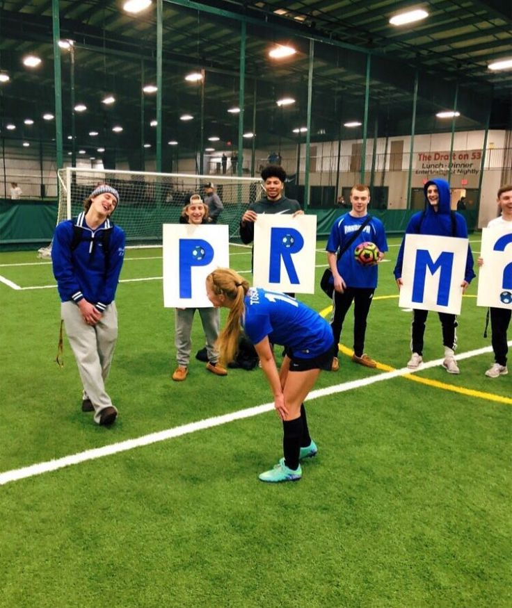 Soccer prom #goals #soccer #prom #prompicturescouples